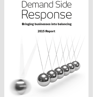 Open Energi, Energyst and National Grid Demand Side Response Report