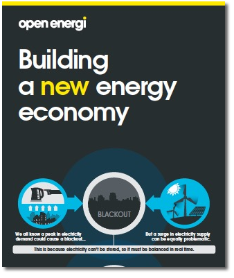 Building a new energy economy