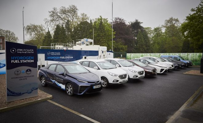 Advancing hydrogen fuel cell electric vehicles across Europe - Open