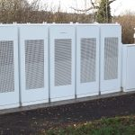 Camborne Energy Storage - Tesla Powerpack co-located with solar PV in Somerset