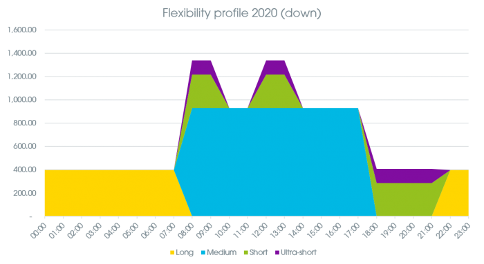 EV flex profile 2020 down