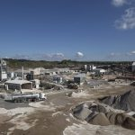 Aggregate Industries Moorcroft quarry