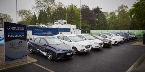 Europe prepares to expand hydrogen refuelling infrastructure network and vehicle fleet